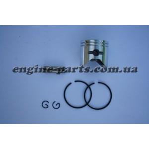 Поршень в сборе для китайских мотокос NTCG 260 (диаметр 34мм)